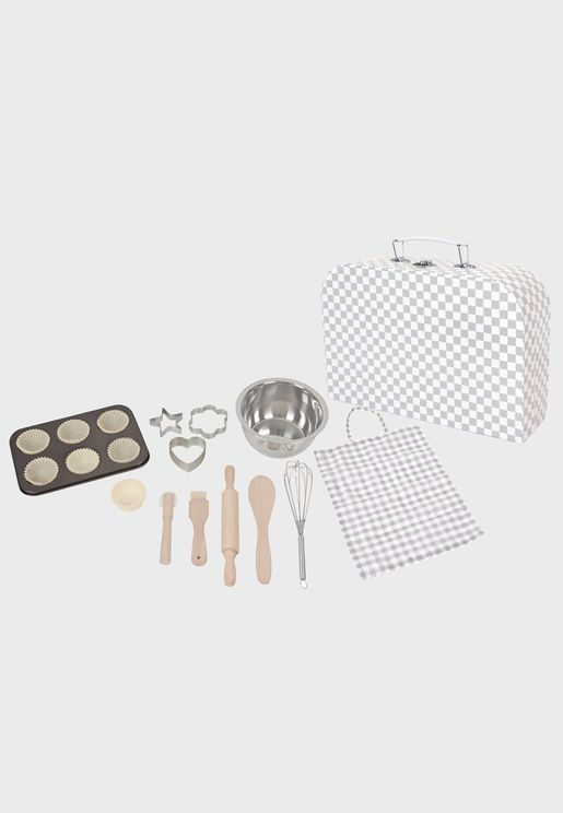 Kids Bakery Set With Case