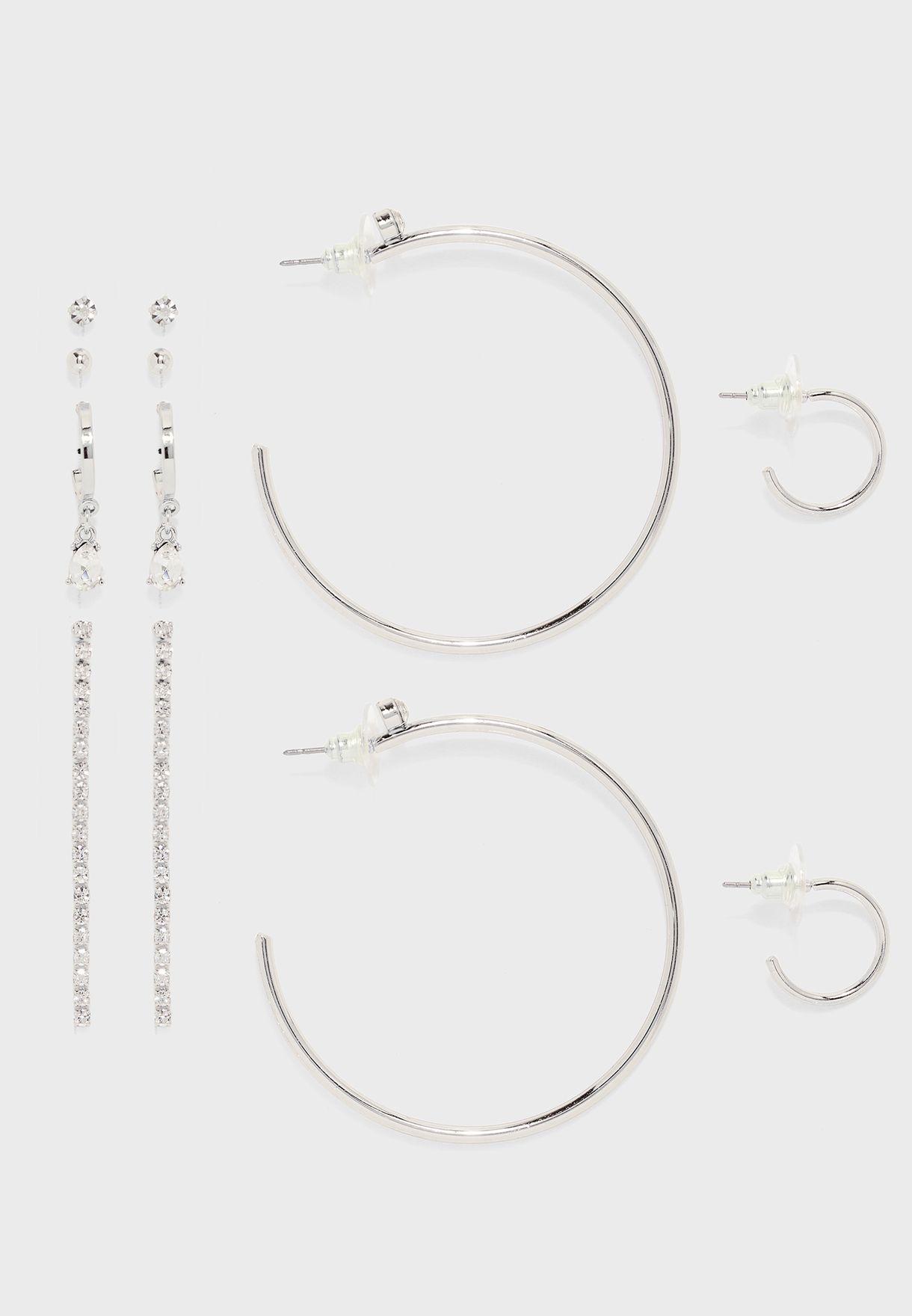 Multipack Sylas Earrings