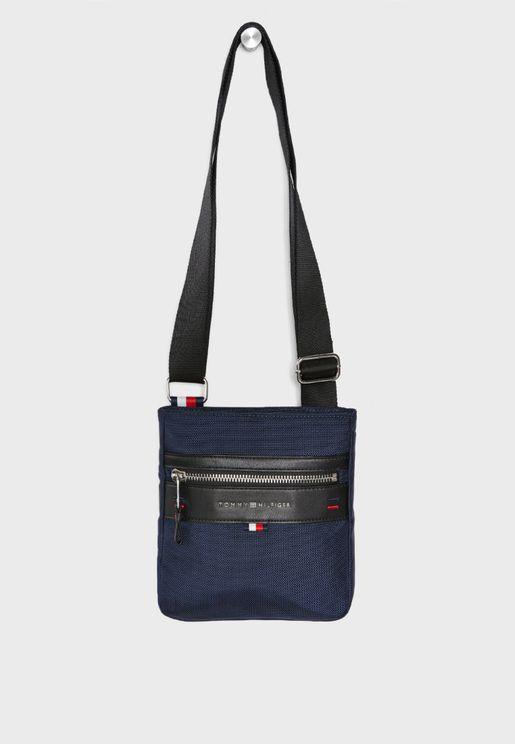 Elevated Mini Messenger Bag