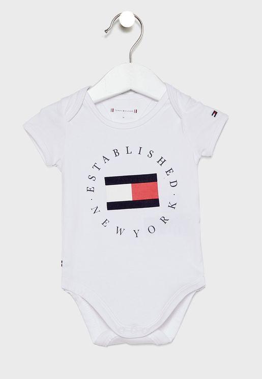 Infant Established Bodysuit