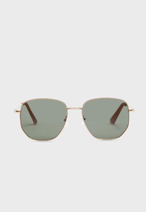 Brauss Aviator Sunglasses