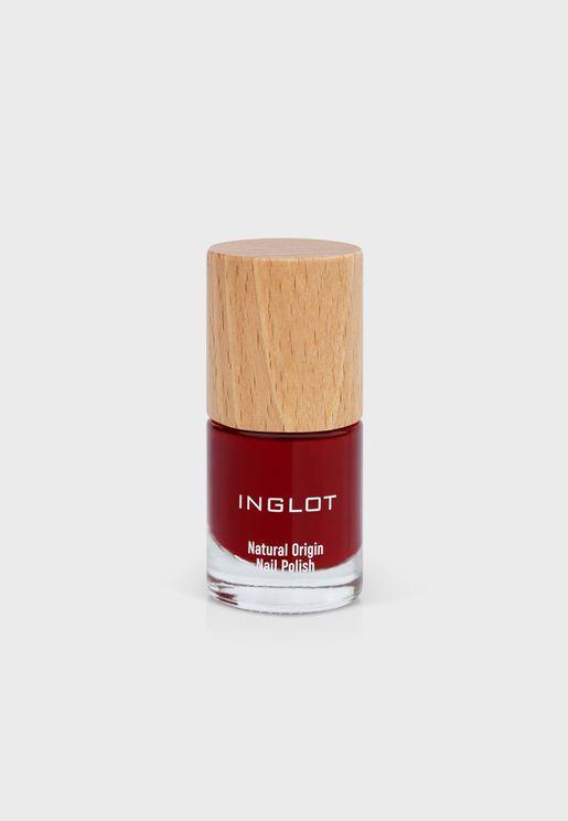 Natural Origin Nail Polish Summer Wine 010