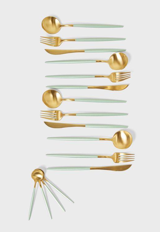16pc Cutlery Set