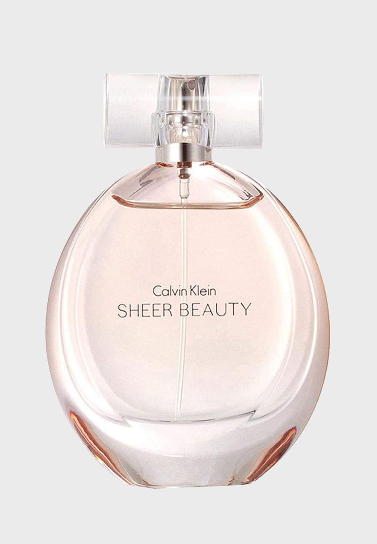 Sheer Beauty For Women Eau De Toilette 100ml