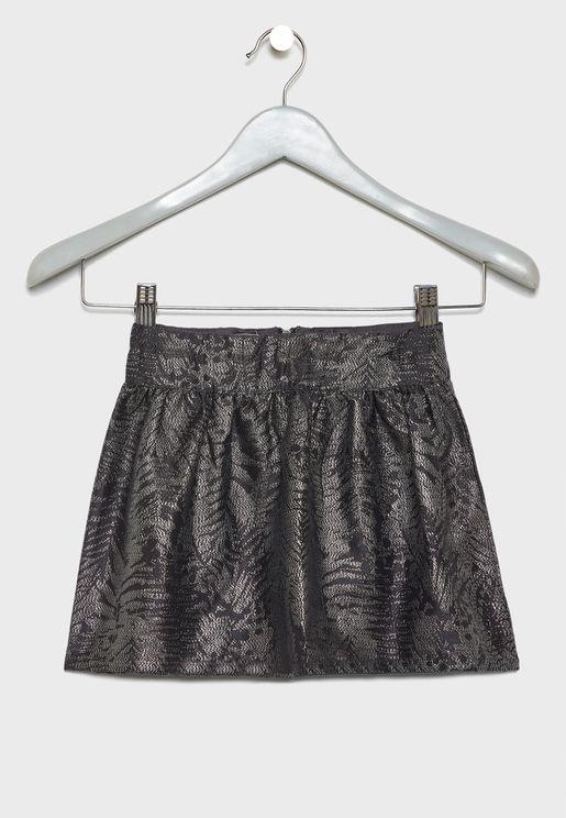 Kids Shimmer Skirt