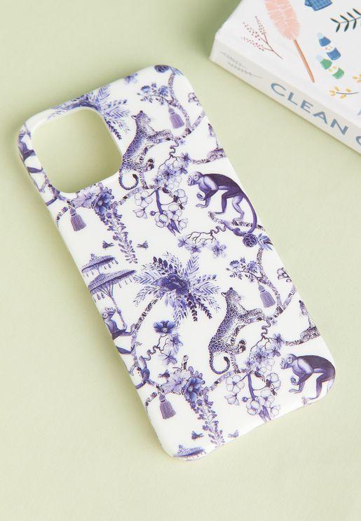 Toile De Jouy Iphone 12/12 Pro Case