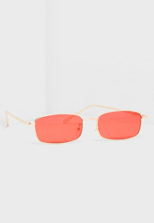 36a76eeeb0 Rectangle Sunglasses
