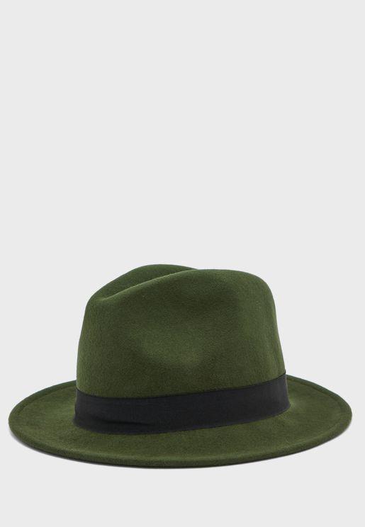 Nelly Wool Floppy Hat