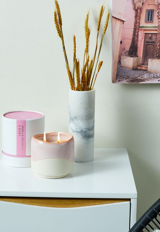 Peachtea & Jasmine Serenity Candle