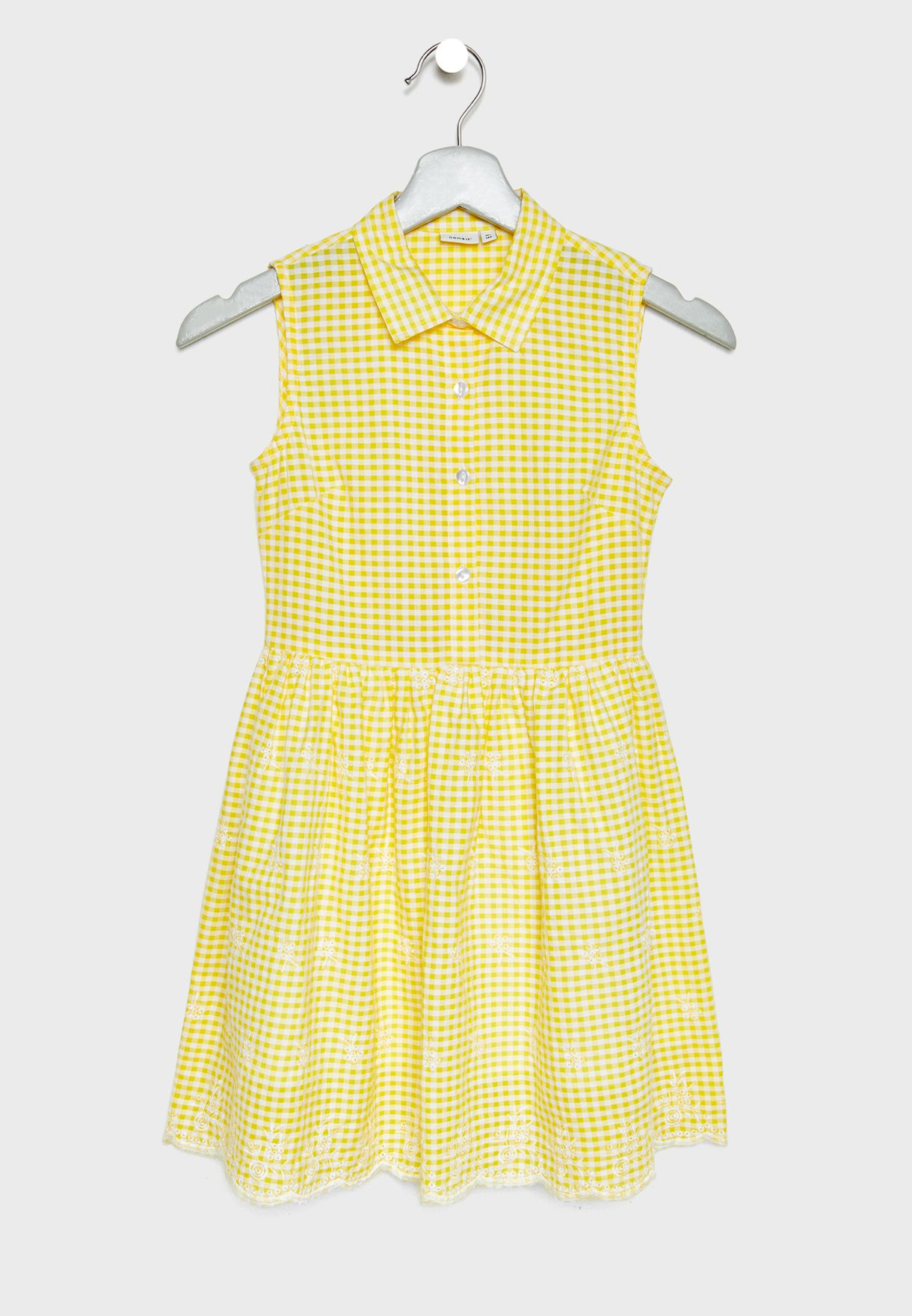 Kids Spencer Organic Cotton Dress