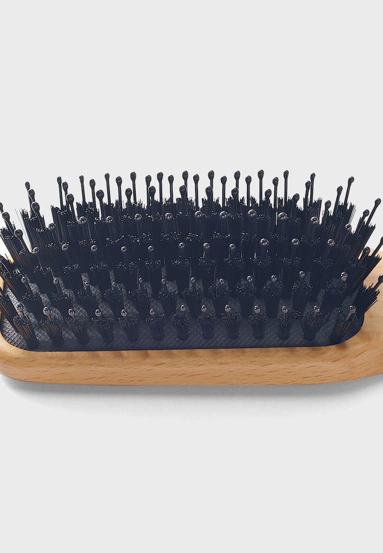 فرشاة شعر من خشب الزان - شعيرات متفاوتة