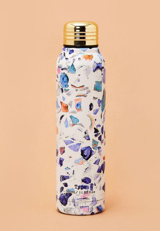 Small Terrazo Drink Bottle