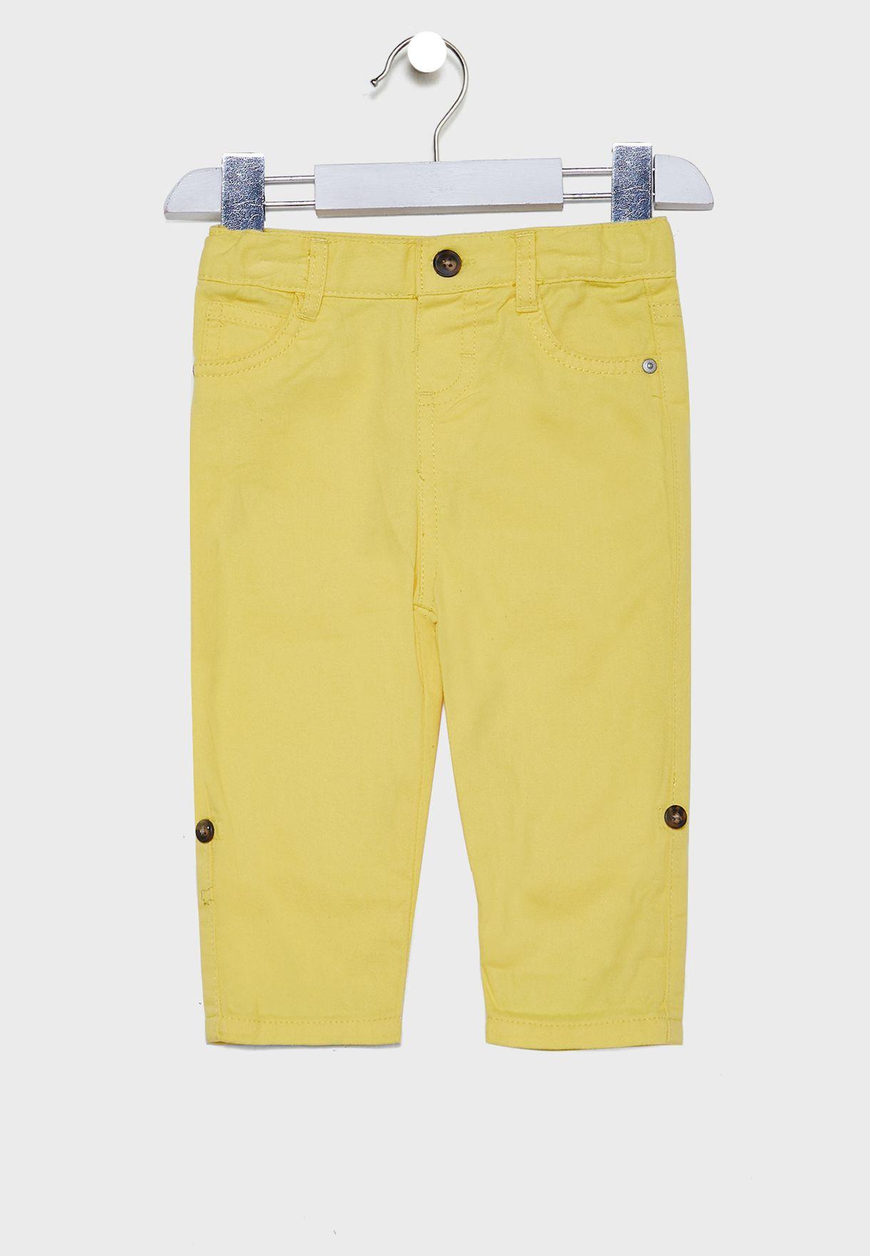 Infant Graphic T-Shirt + Trousers Set