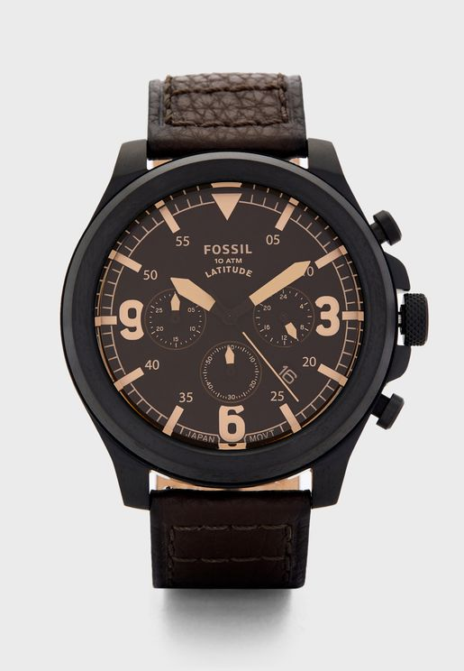 Fs5751 Analog Watch