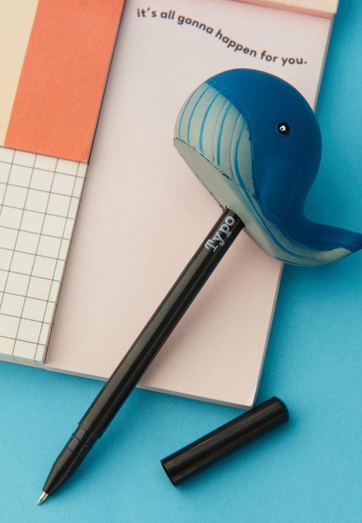 قلم مرن عصري