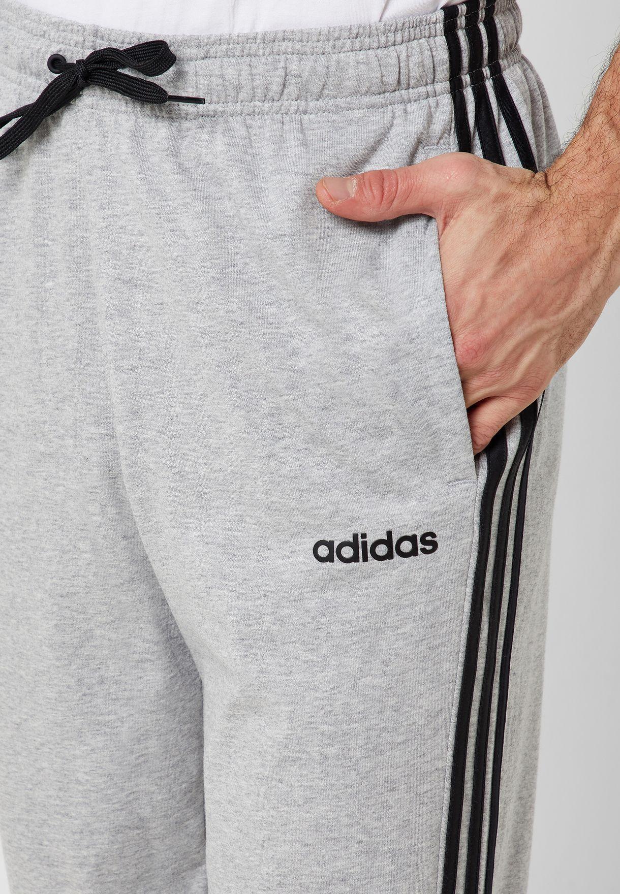 Essential 3 Stripe Sweatpants