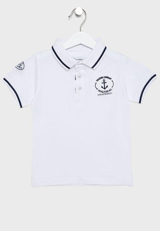 Little Polo T-Shirt