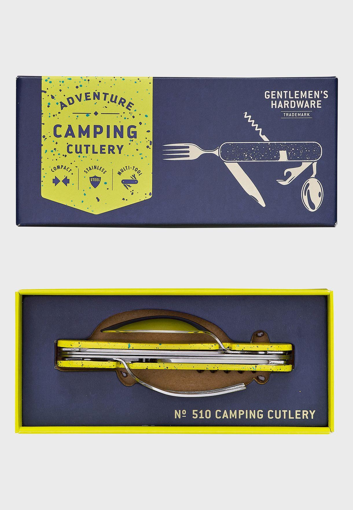 ادوات طعام للتخييم