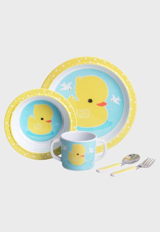 Duck Dinner Set