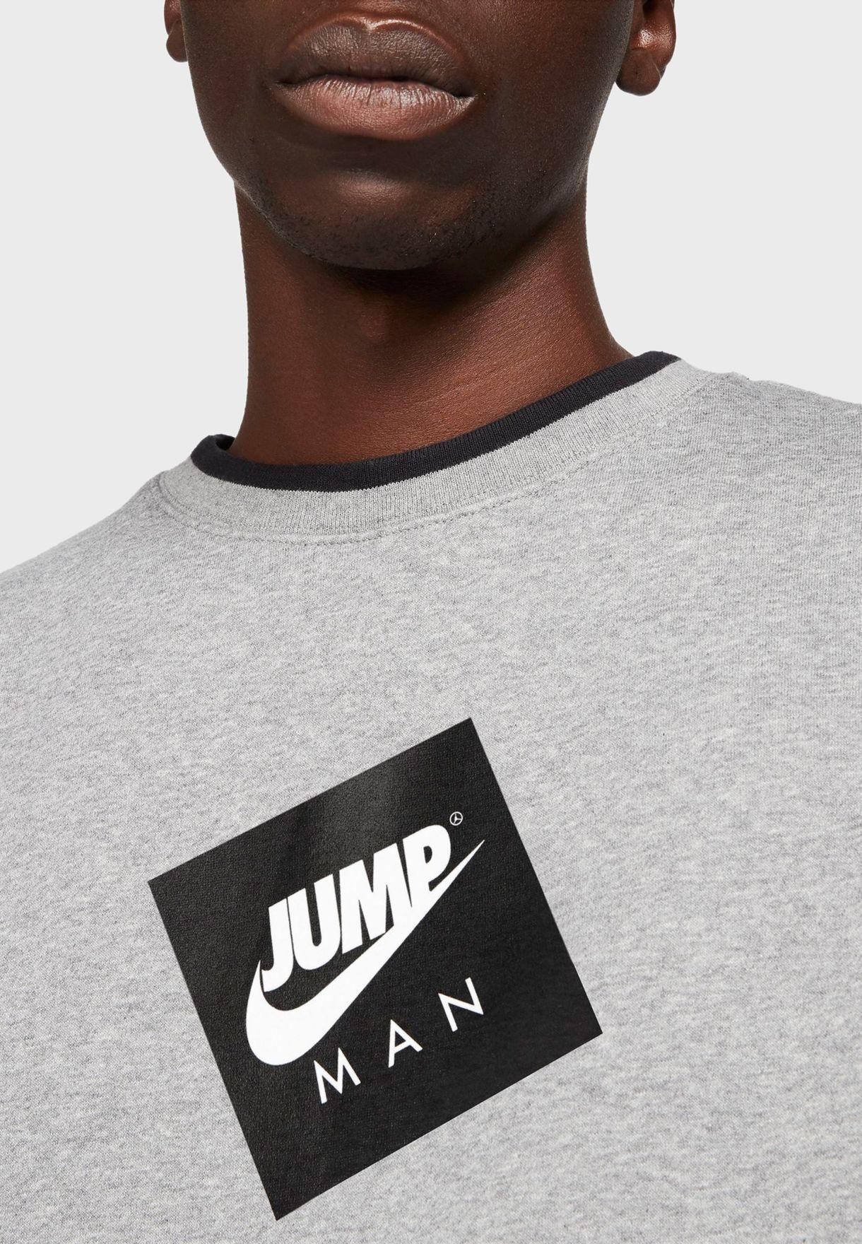 Jordan Jumpman Fleece Sweatshirt