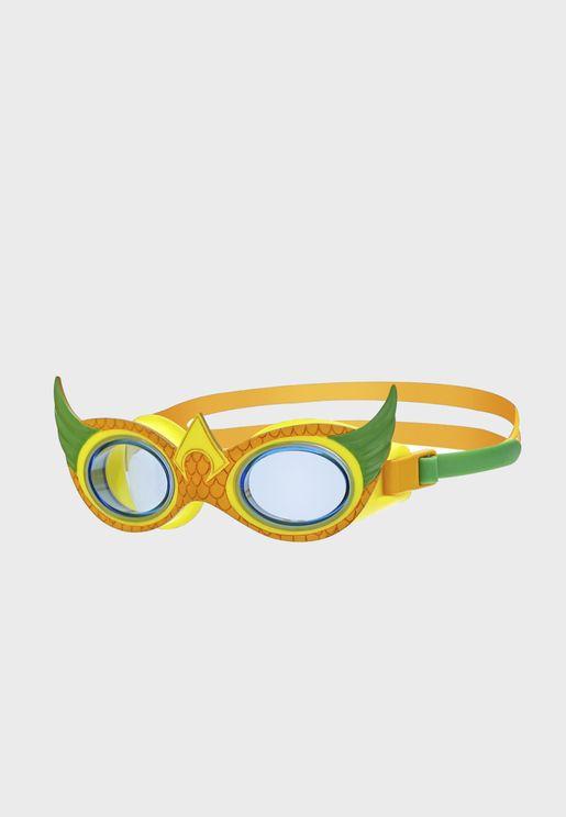Youth Aquaman Character Goggles