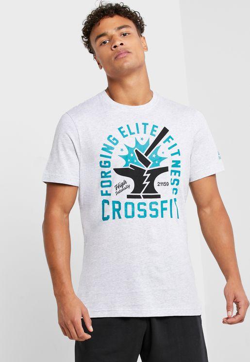 CrossFit Anvil T-Shirt