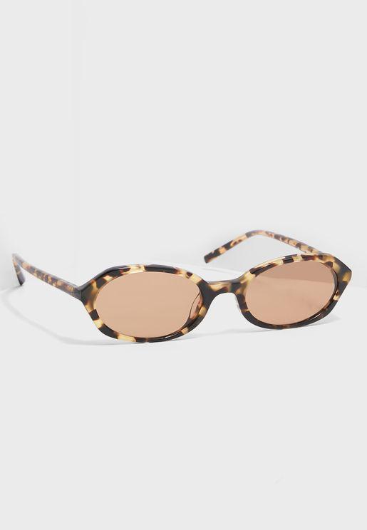 DK501S Oval Sunglasses