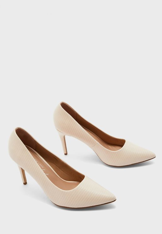 Rules Pointed Toe Pump