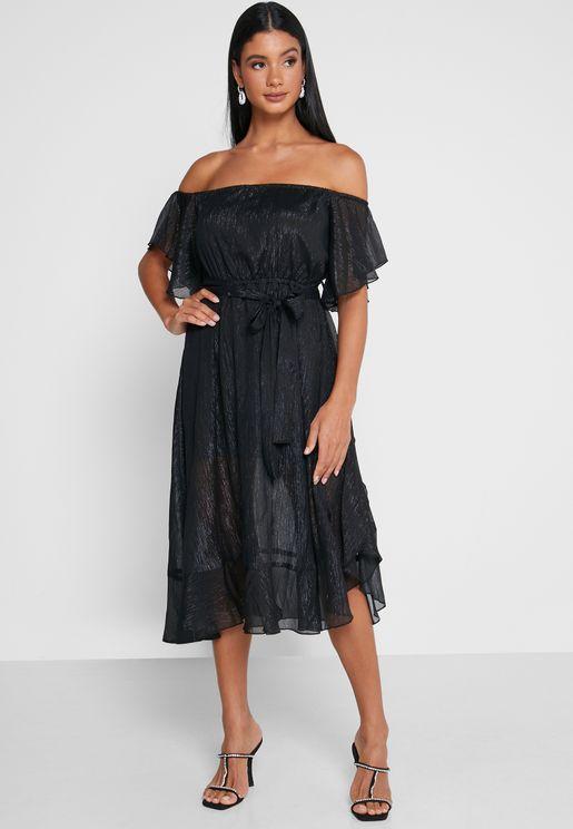 Iris Bardot Maxi Dress
