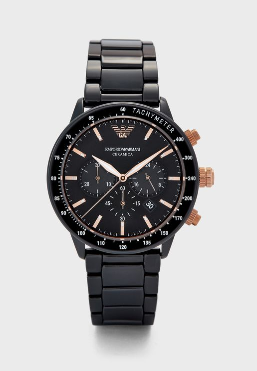 AR70002 Chronograph Watch