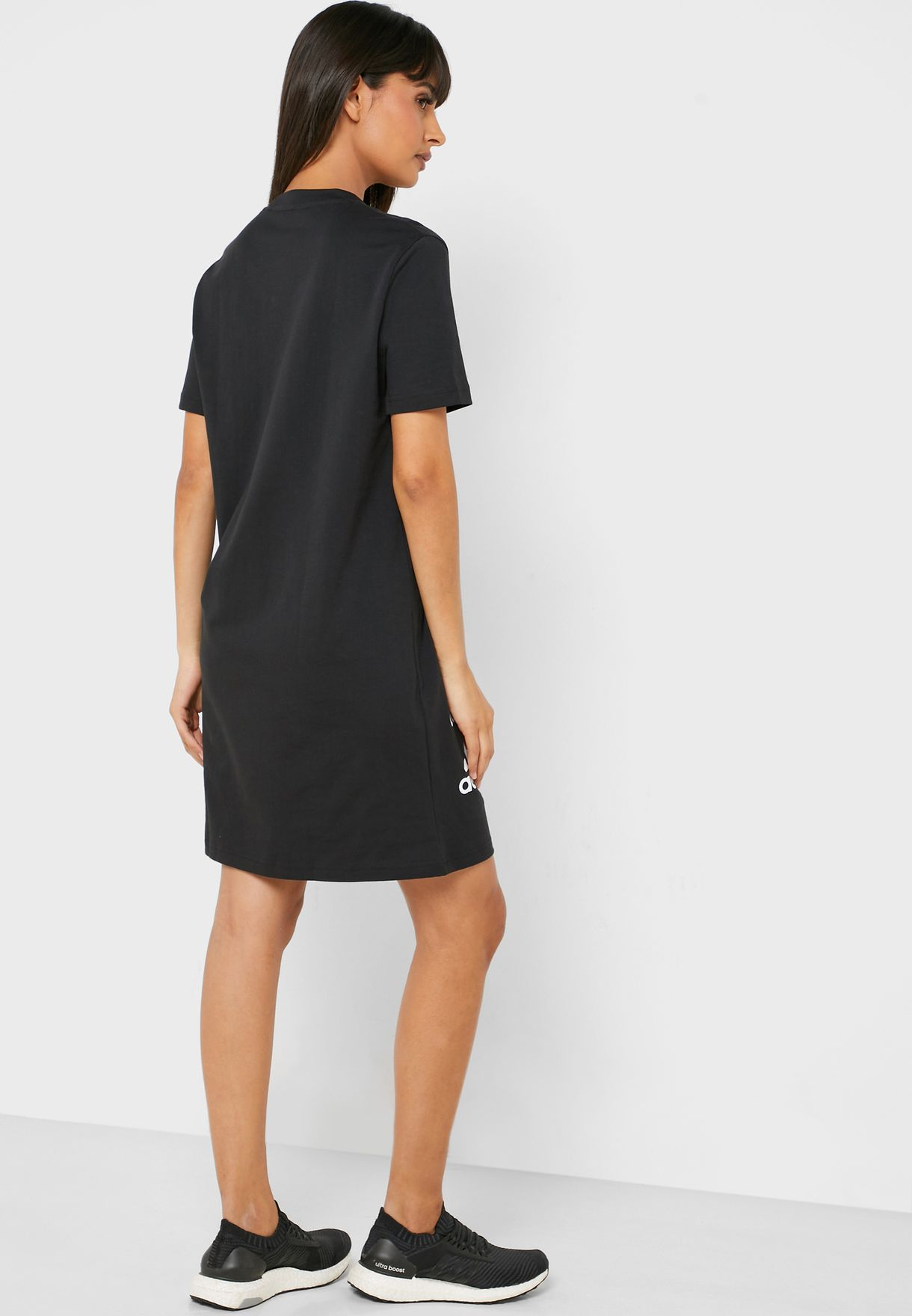 Stacked T-Shirt Dress
