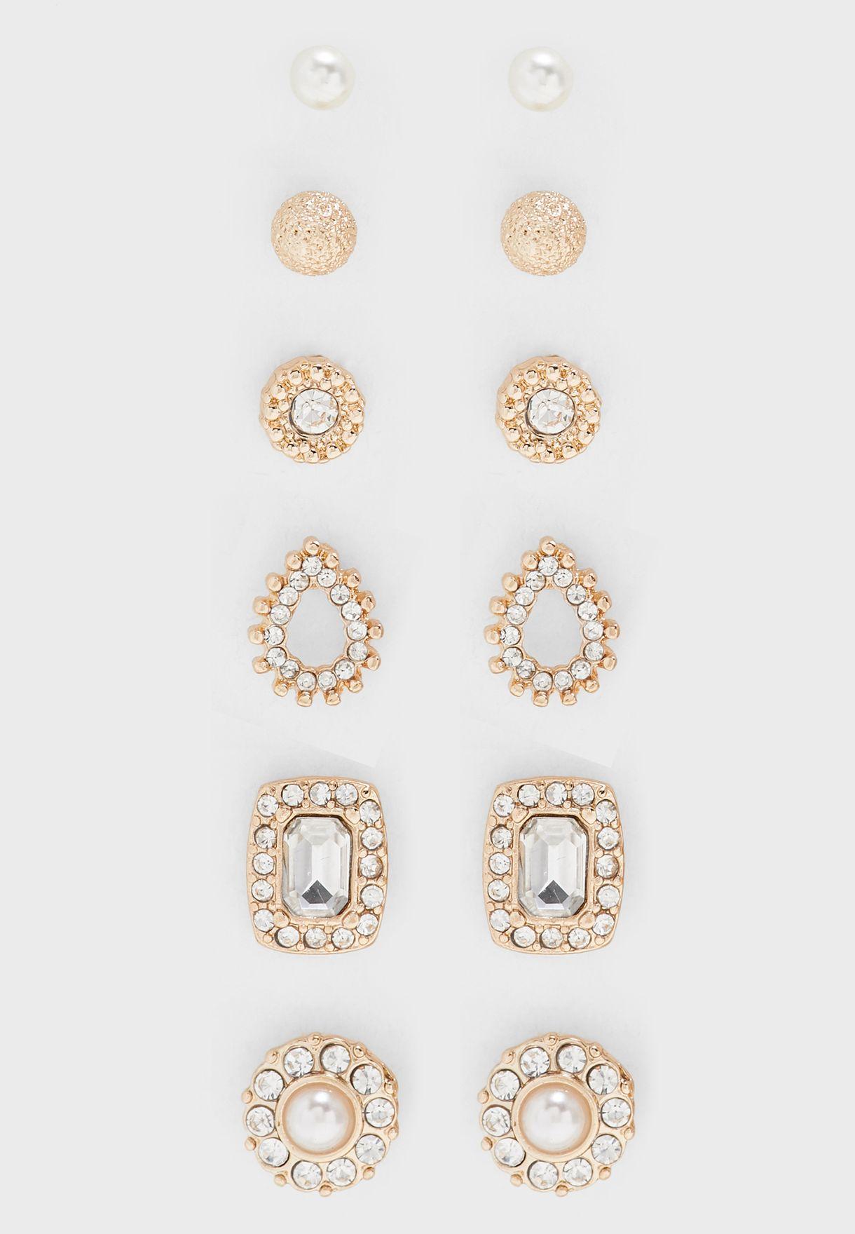 Aneray Earrings Set