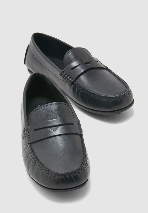 Youth Hybrid Moc Loafer