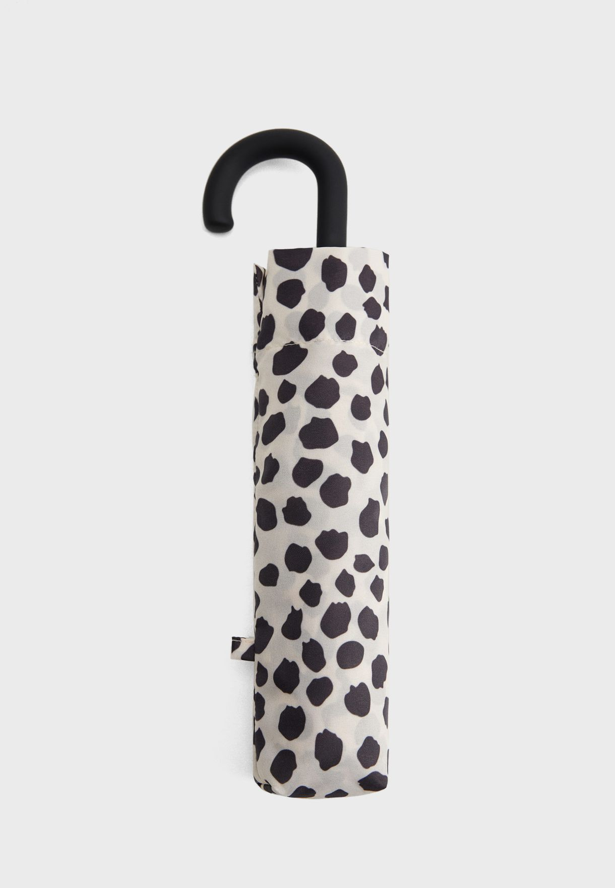Blanca Polka-Dot Folding Umbrella