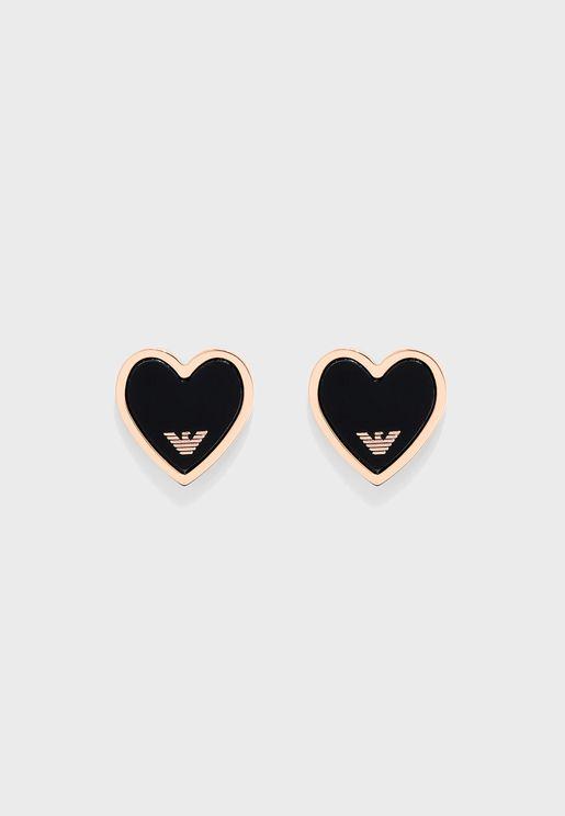 EGS2672221 Heart Earrings