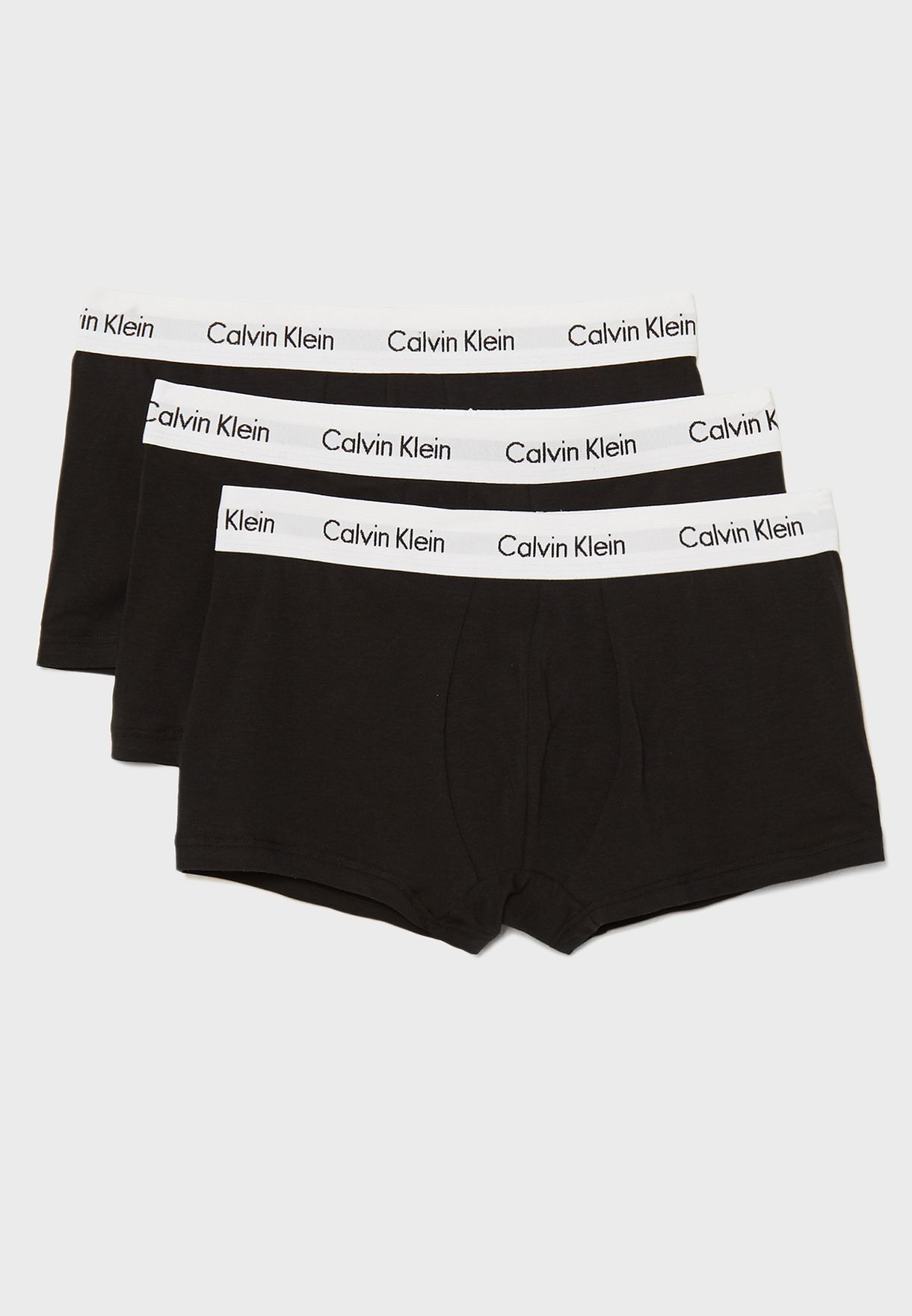 3 Pack Logo Waist Trunks