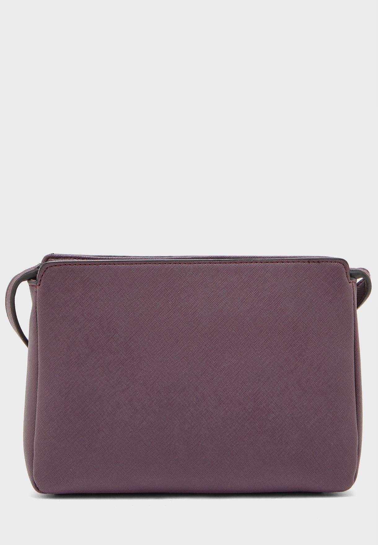 Worked Belted Crossbody