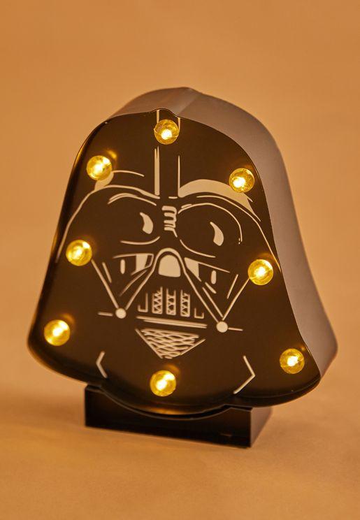 Star Wars Darth Vader Mini Marquee Light