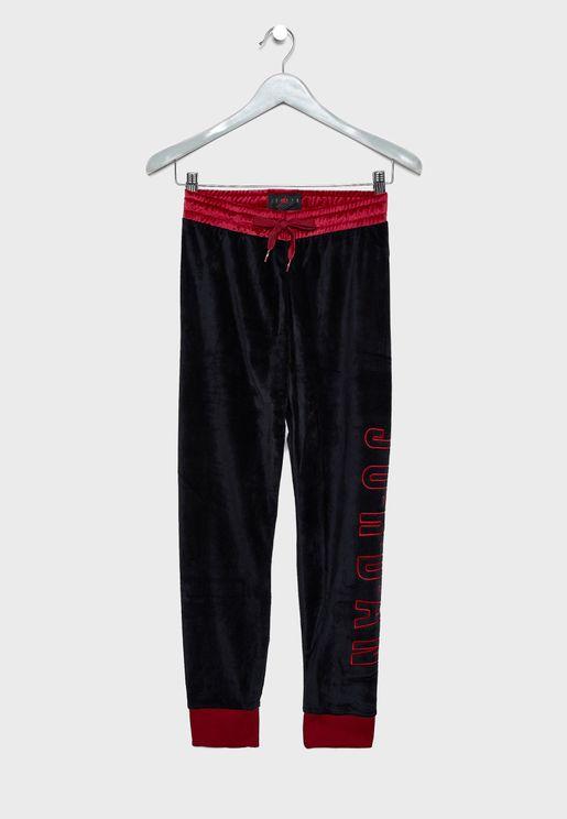 Youth Air Jordan Legacy Sweatpants
