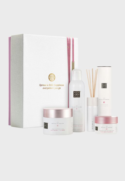 Sakura Renewing Collection Gift Set
