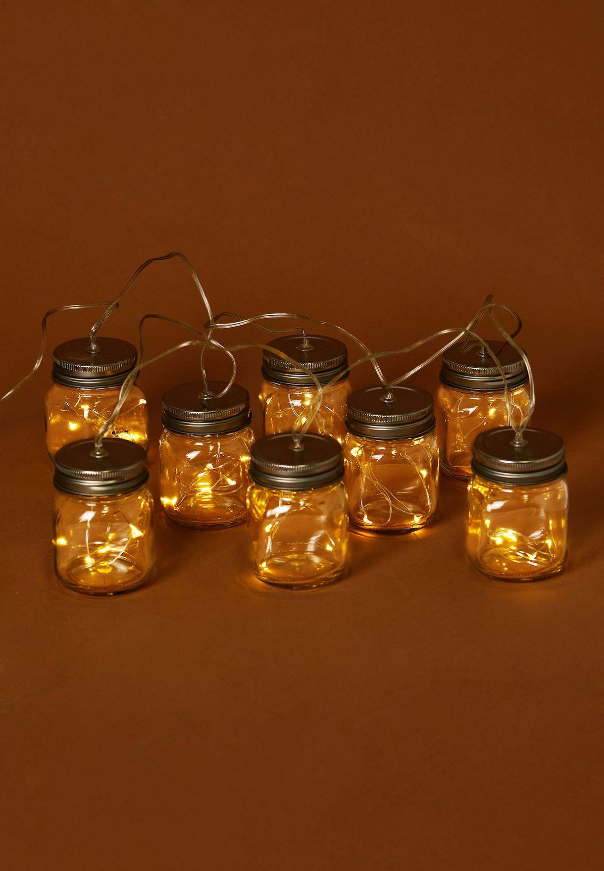 Jar String Lights