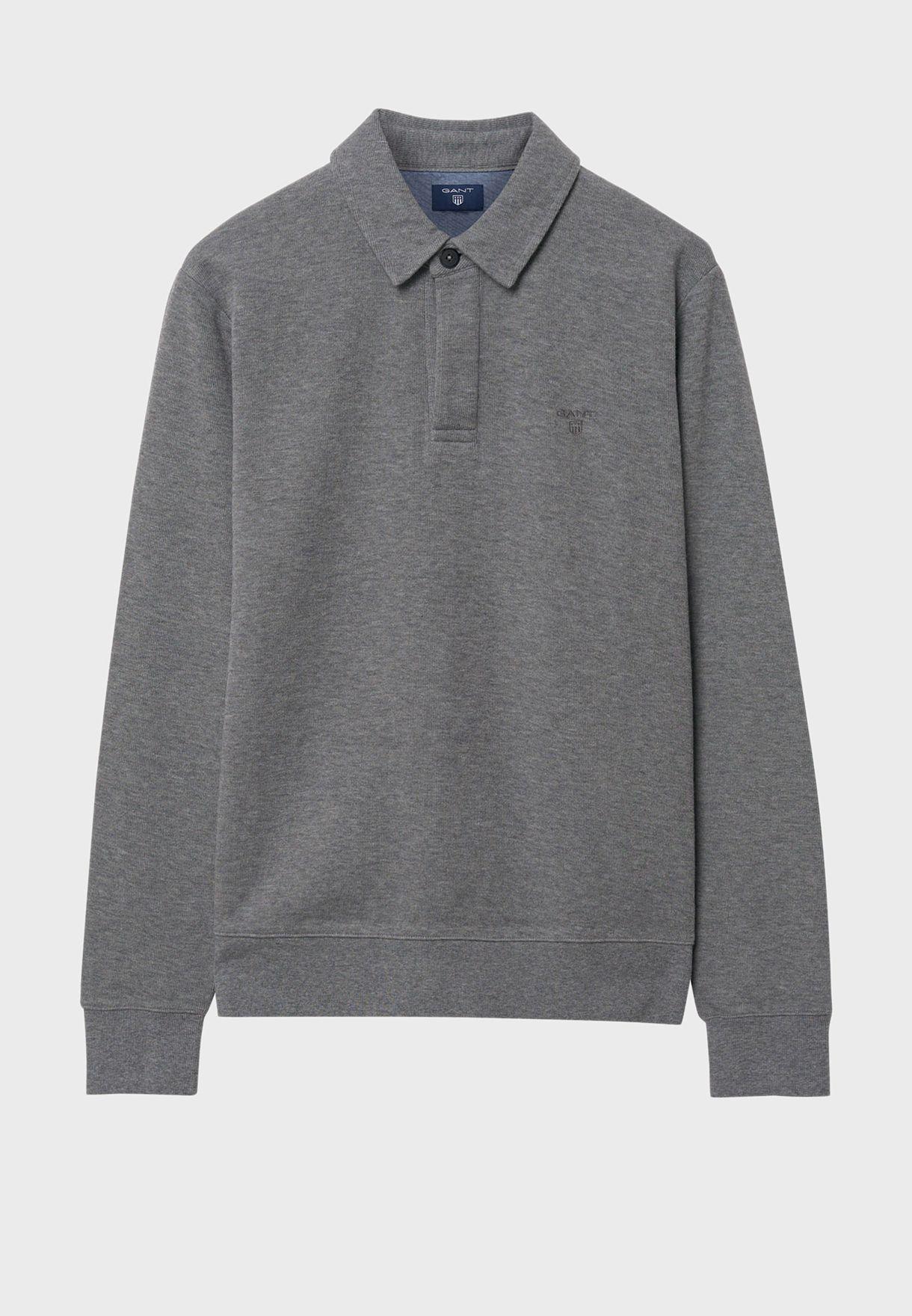 Essential Polo Sweatshirt