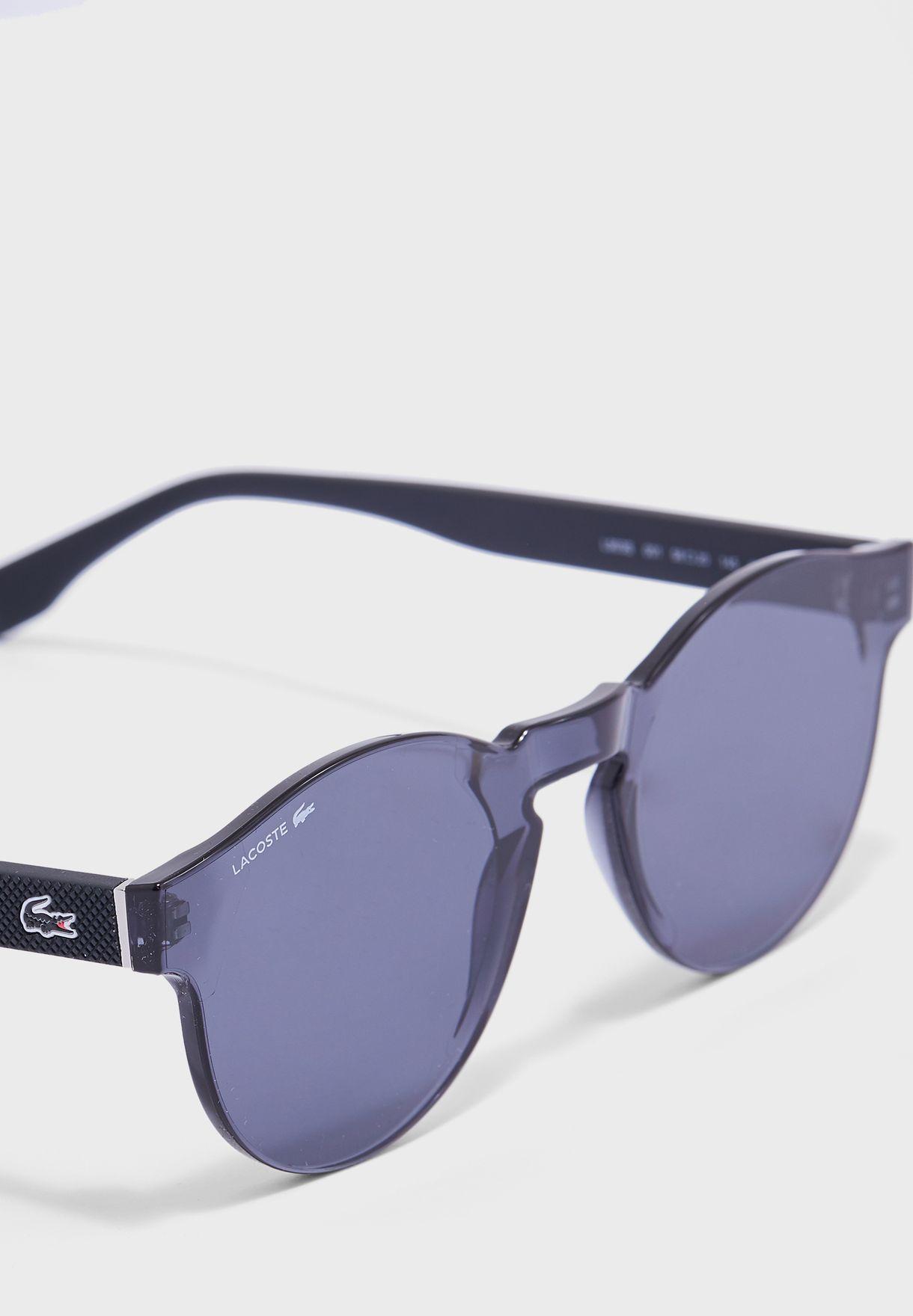Round Shield Sunglasses