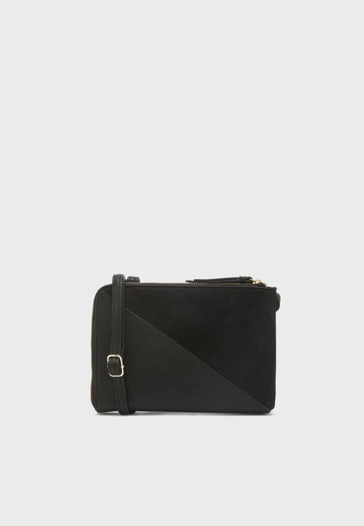 Norahh Double Gusset Crossbody