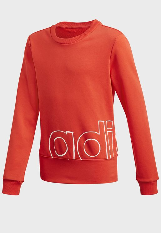 Youth Logo Sweatshirt