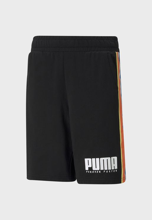 Youth Alpha Tape Shorts