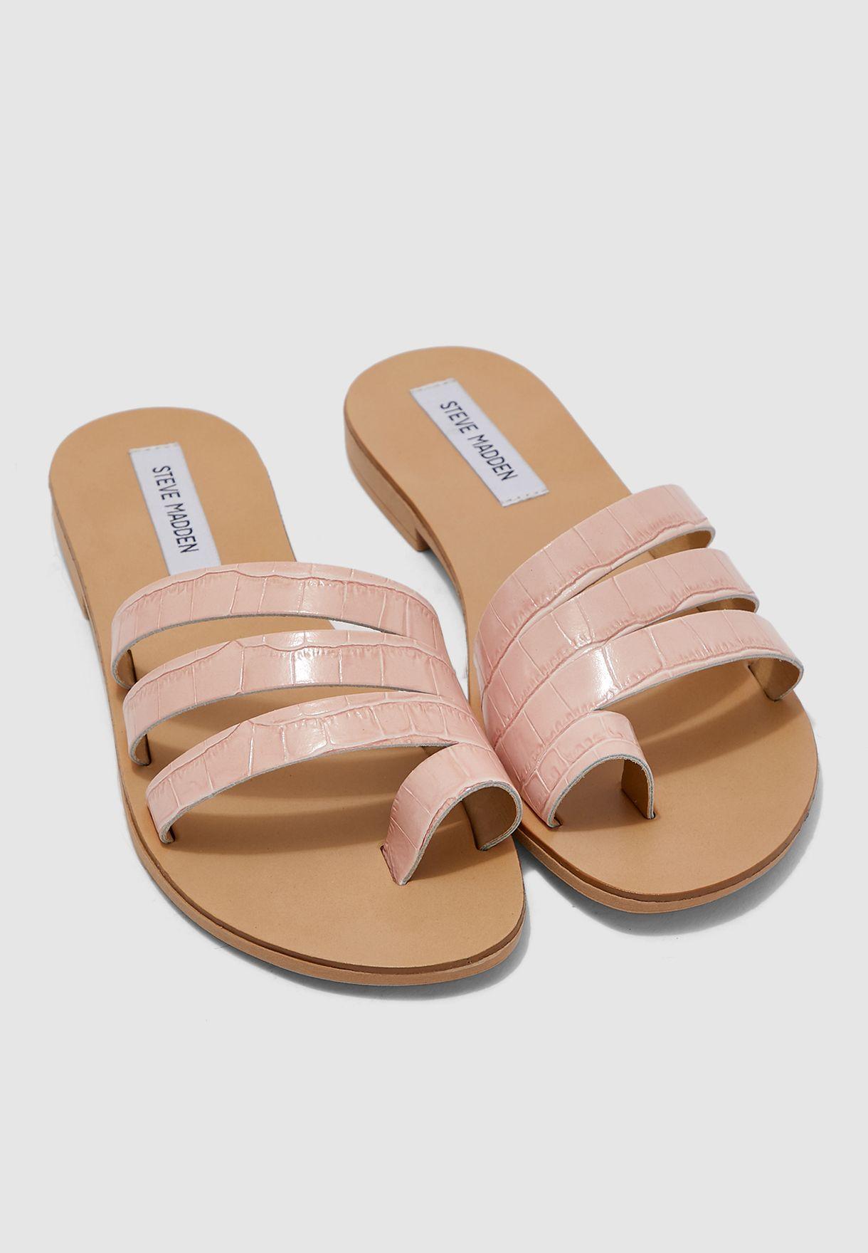 Ringtoss Sandal - Pink