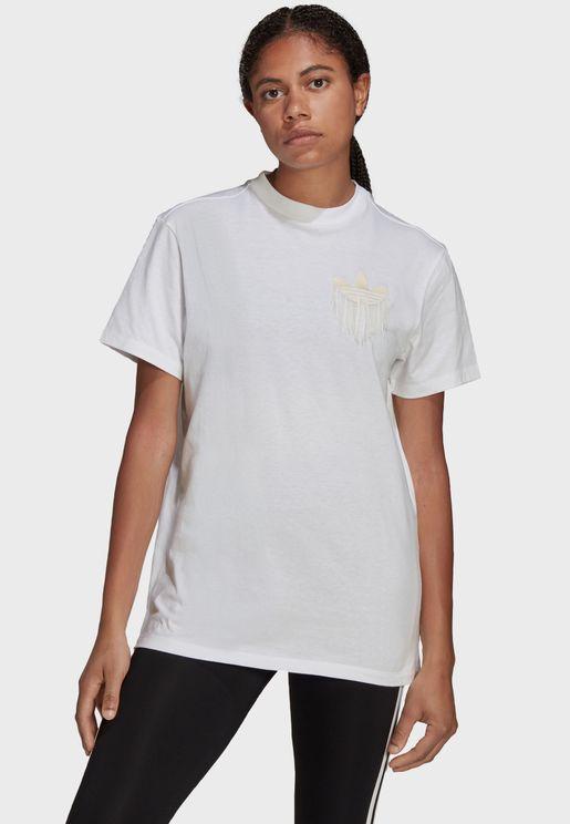 Trefoil Loose T-Shirt