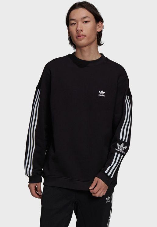 Adicolor Classics Lock Up Trefoil Sweatshirt