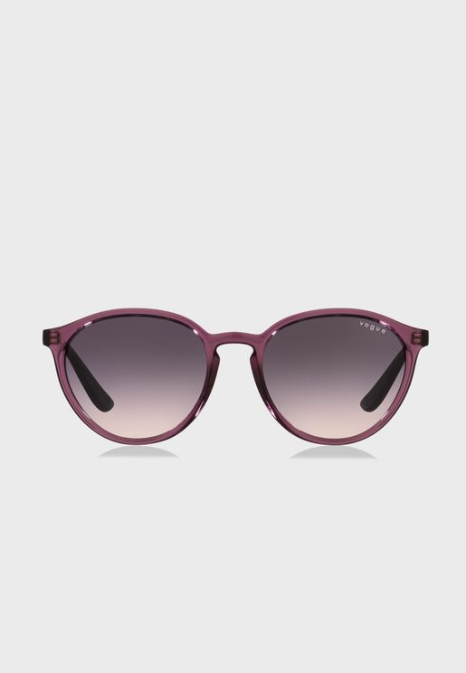 0Vo5374S Wayfarer Sunglasses